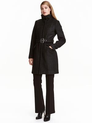 Пальто черное | 5113136