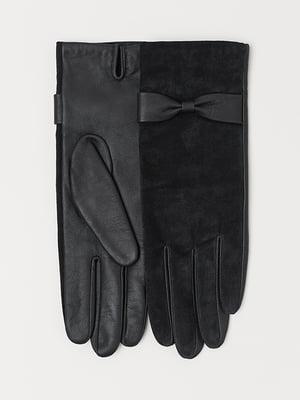 Рукавички чорні | 5113140