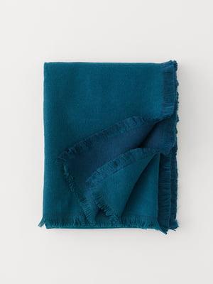 Плед синий | 5113201