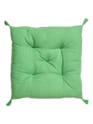 Подушка зеленая | 5113213