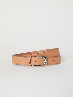 Ремінь коричневий | 5113241