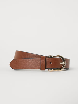 Ремень коричневий | 5113249