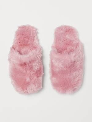Тапочки розовые | 5113321