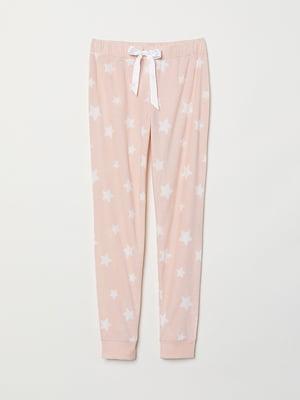 Штани піжамні рожеві   5113463