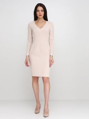 Сукня молочного кольору | 5140628