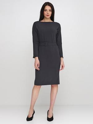 Сукня темно-сіра | 5140633