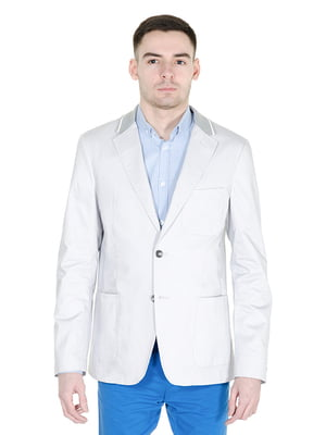 Пиджак белый | 4495469