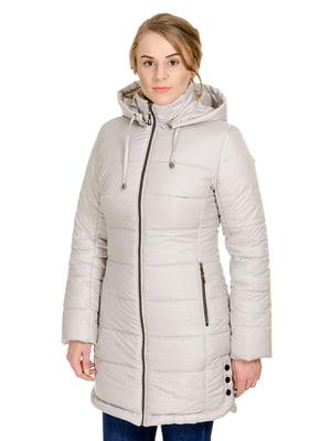Куртка бежевая | 4695363