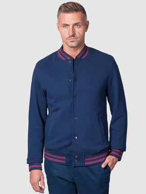 Куртка синя | 5140255