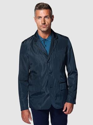 Куртка синя | 5140258