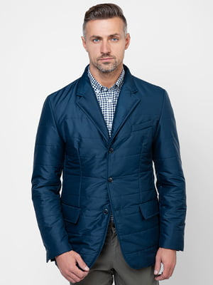 Куртка синя | 5140263