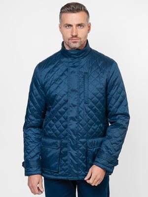 Куртка синя | 5140265