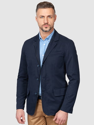 Куртка синя | 5140267