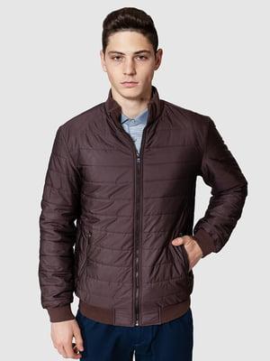 Куртка сливового кольору | 5140269