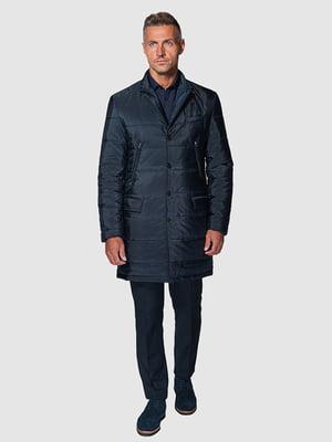 Куртка синя | 5140272