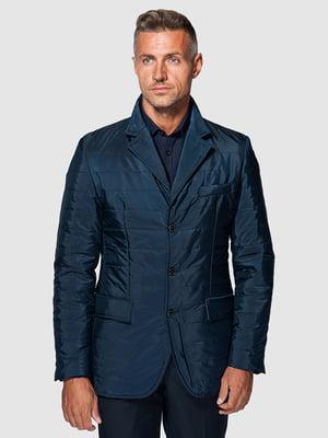 Куртка синя | 5140275