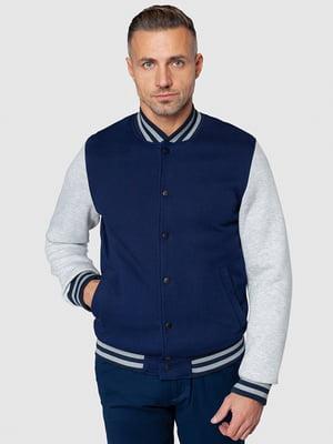 Куртка синя | 5140278