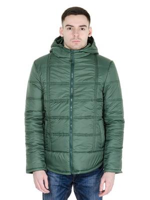 Куртка зеленая | 5140285