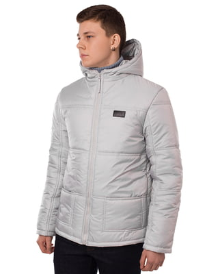 Куртка сіра   5140286