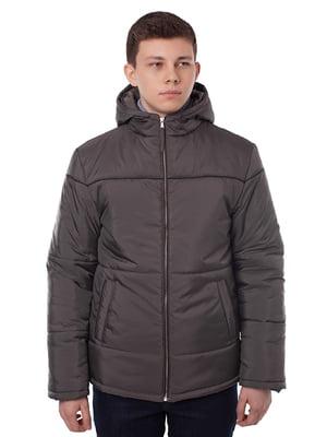 Куртка коричнева   5140287