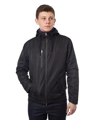 Куртка чорна   5140289