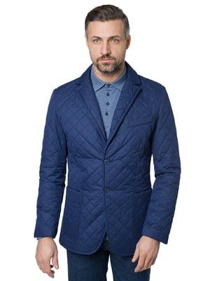 Куртка синя   5140326
