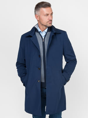 Куртка синя | 5140439