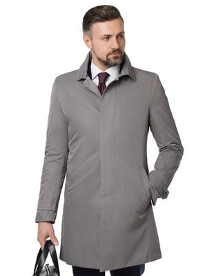 Куртка сіра | 5140441
