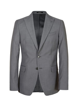 Піджак сірий | 5140521