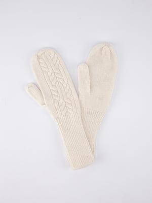 Рукавиці білі | 5112757