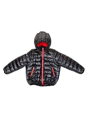 Куртка-трансформер чорна | 5140554