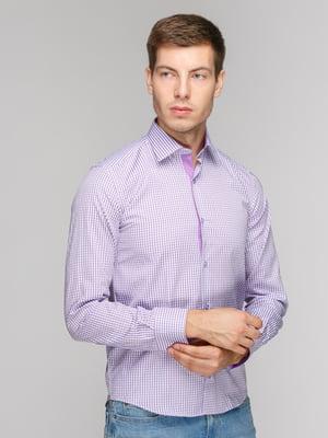 Рубашка фиолетовая | 5114370