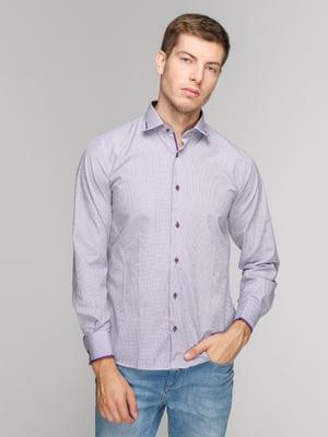 Рубашка фиолетовая | 5114358