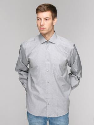 Рубашка серая | 5114390