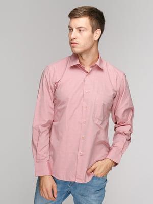 Рубашка красная | 5114360