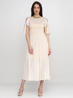 Сукня молочного кольору | 5140647