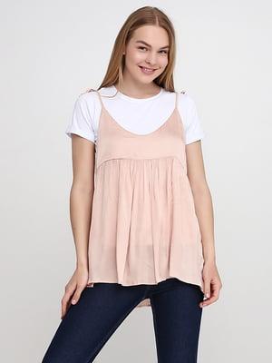 Комплект: туника и футболка | 5140671