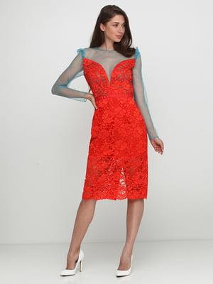 Сукня червона | 5140682