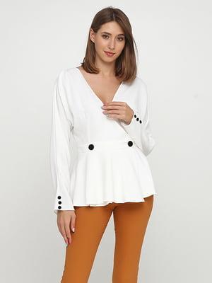Блуза белая | 5140758