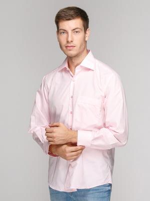 Рубашка розовая | 5114394
