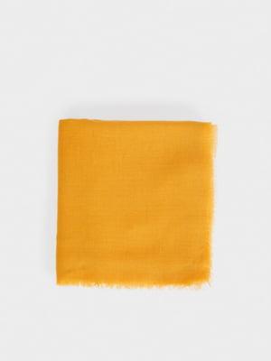 Шарф желтый   4862906