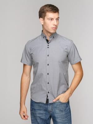 Рубашка серая   5114406