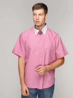 Рубашка розовая | 5114403