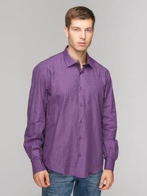 Рубашка фиолетовая | 5114354