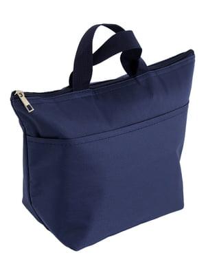 Термо-сумочка (ланч-бокс) синяя | 5141549