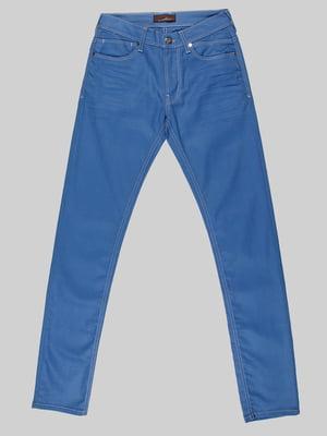 Джинсы голубые   4508024