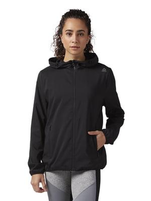 Куртка чорна | 4864353