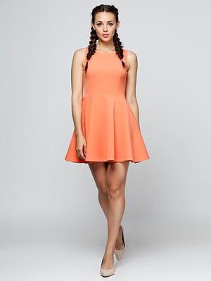 Сукня помаранчева | 5140663