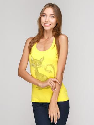Майка жовта | 5120065