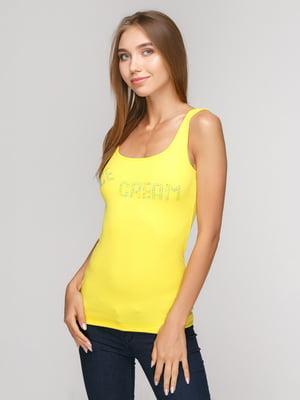 Майка жовта | 5120072